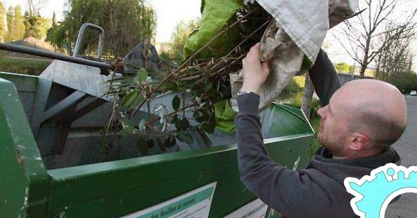 image: La collecte des déchets verts du comité n'est plus!