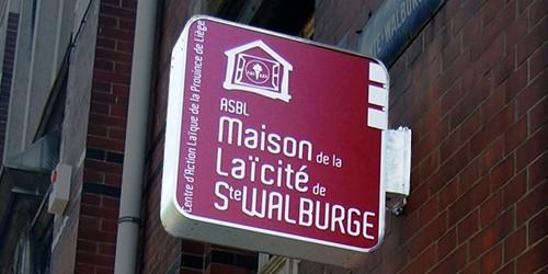image: La maison de la laïcité de Sainte-Walburge