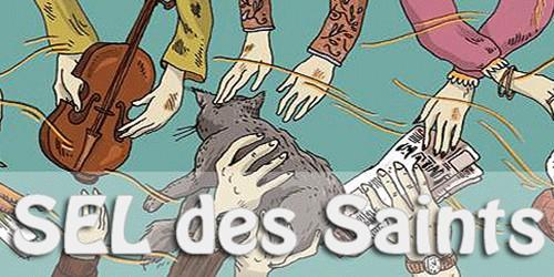 image: Le SEL des Saints
