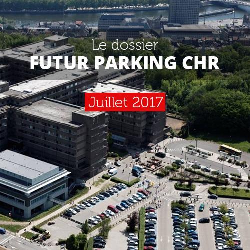 image: Futur parking du CHR: le dossier juillet 2017