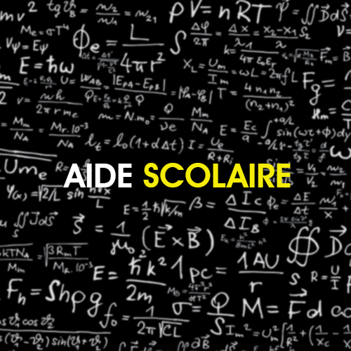 image: Aide scolaire